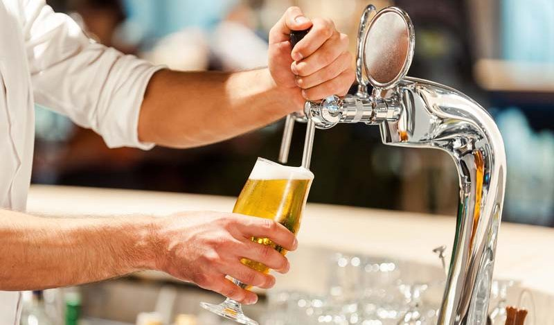 Accmmodation-Manly-Beer-Tap